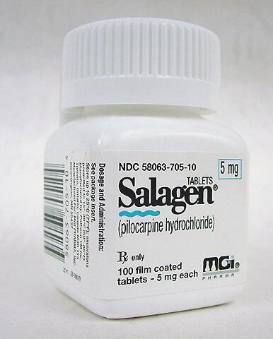 Salagen for Sjogren's