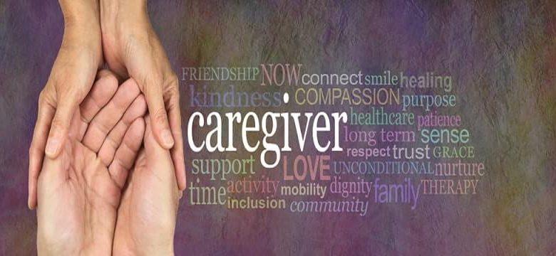 Support for Alzheimer's Caregivers