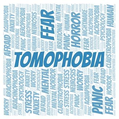 Tomophobia