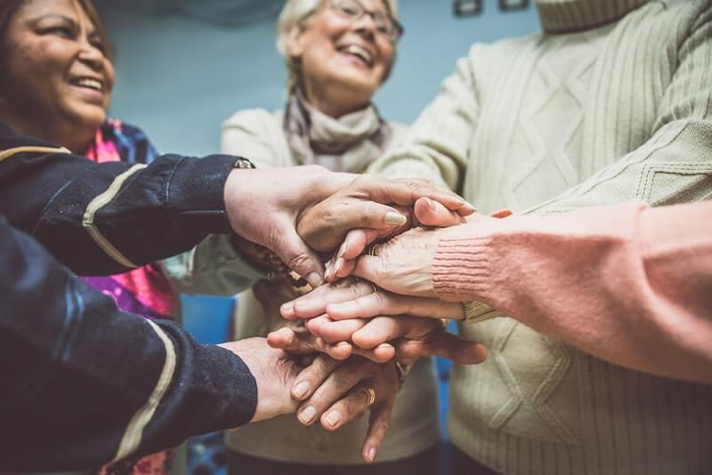 seek support groups where you can share with others in your situation