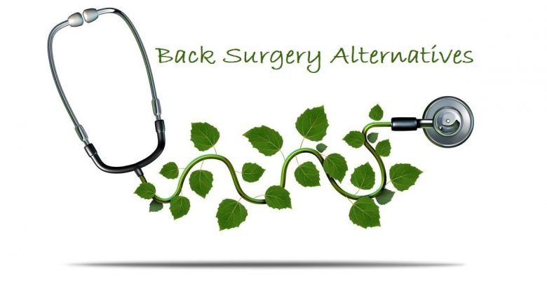 Back Surgery Alternatives