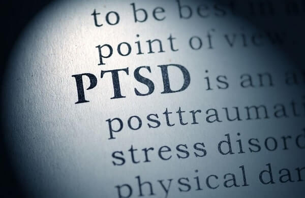 Dictionary definition of the word PTSD
