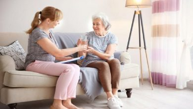 Photo of The Caregiver's Role – A Balancing Act