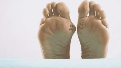 Photo of The bunion and the heart reflex