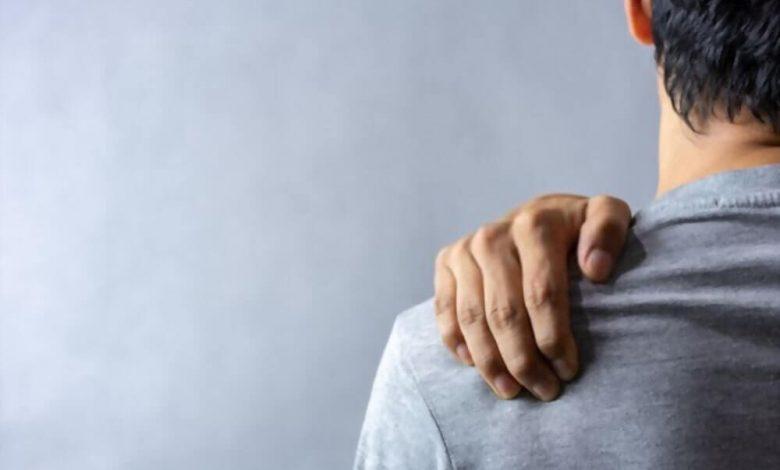 natural treatments for shoulder pain